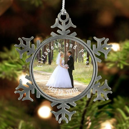 Pewter Keepsake Ornament