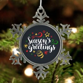 Parasport Ontario Seasons Greetings Ornament